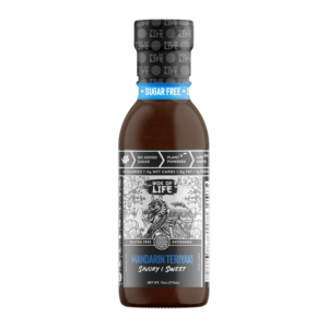 Mandarin Teriyaki Sauce - Wok Sauce - Halo Healthy Tribes-01